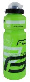 Велосипедная фляжка Force Savior Ultra 750ml Green/Black/White