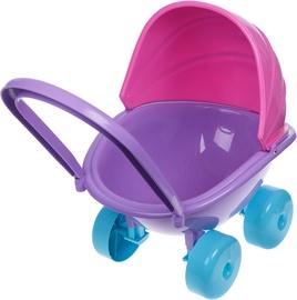 4IQ Giedre Plastic Doll Stroller