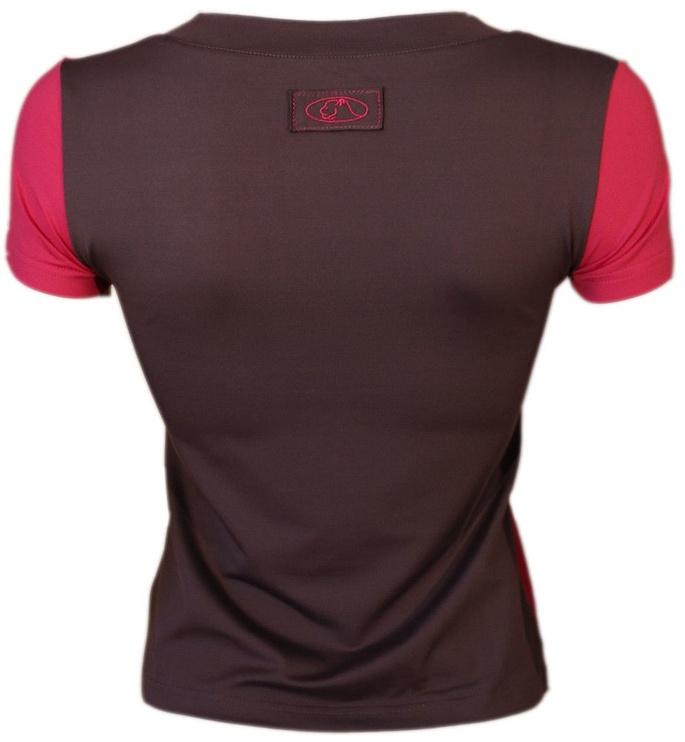 Футболка Bars Womens T-Shirt Brown/Pink 93 XS
