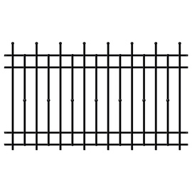 SN Decoratvive Fence Panel Brema 117.5x200cm
