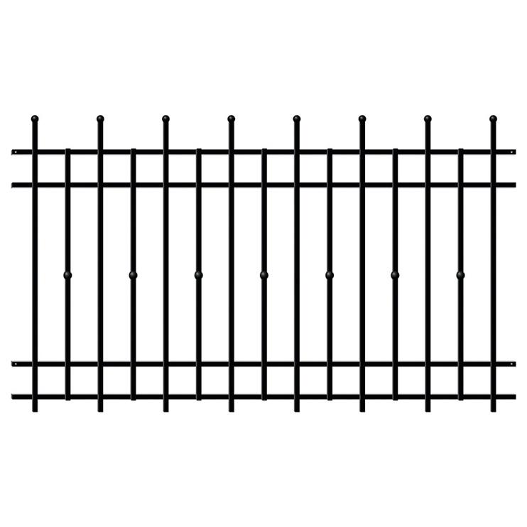 SN Decoratvive Fence Panel Brema 117.5x200cm