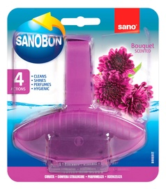 Sano Sanobon Bouquet Toilet Rim Block 55g