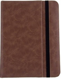 Screenor Universal Tablet Case Max 8.6'' Brown