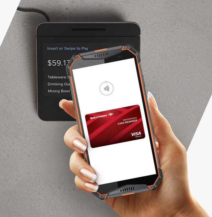 Mobilusis telefonas Ulefone Armor 3W Orange, 64 GB
