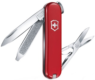 Victorinox Classic SD 0.6223 Knife Red
