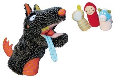 Ebulobo Puppet Wolf Set E10016