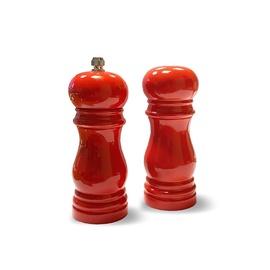 Sāls un piparu dzirnava Maestro MR1616, balta/melna/sarkana