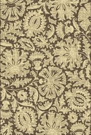 Ковер Oriental Weavers 864 - N, коричневый/песочный, 120x67 см