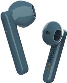 Trust Primo Touch Wireless Bluetooth Earphones Blue