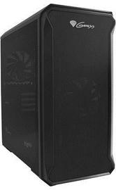 Genesis IRID 503 mATX Micro Tower Black