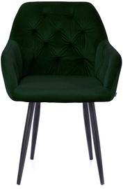 Homede Argento Chairs Dark Green 2pcs