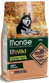 Monge BWild Adult With Salmon & Peas 12kg