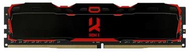 GoodRam DDR4 IRDM X Black 4GB 2666MHz CL16 DDR4 IR-X2666D464L16S/4G