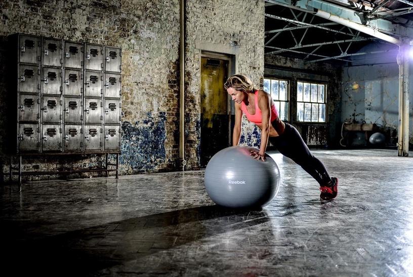 Reebok Gymnastic Ball 55cm Gray