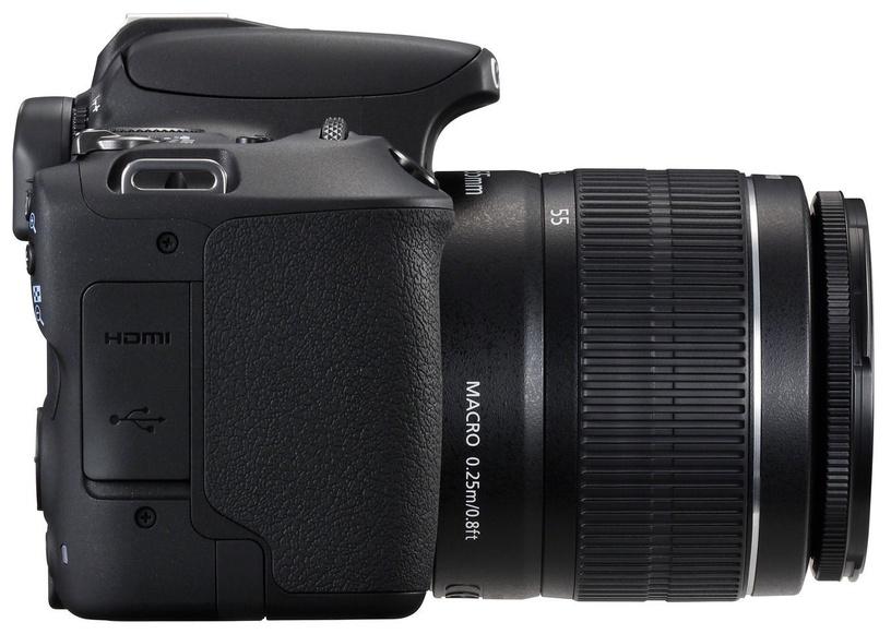 Canon EOS 200D + EF-S 18-55mm III Black