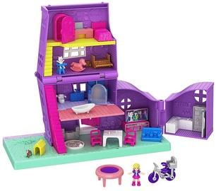 Mattel Polly Pocket Pollyville Pocket House