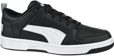Кроссовки Puma Rebound LayUp, белый/черный, 44.5