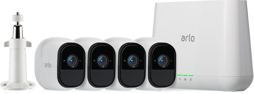 Arlo PRO 4 x HD Camera Smart Security System Wire Free Kit