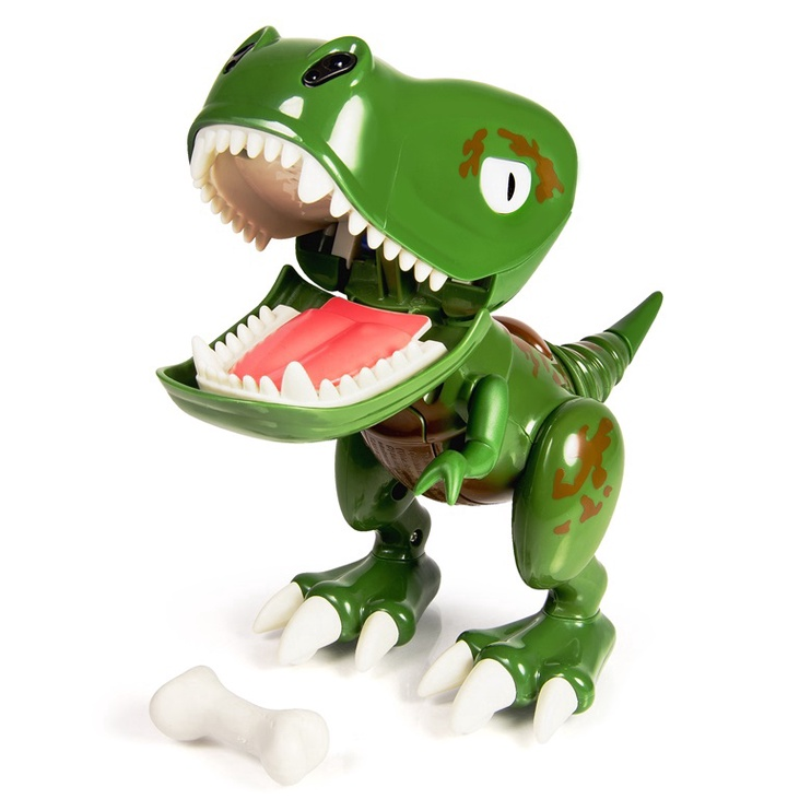 Žaislinis robotas Dinozauras Zoomer Z-Rex