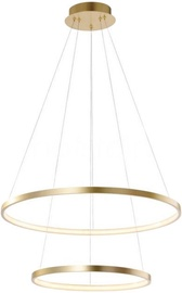 Verners Circle Ceiling Lamp 42W Gold