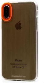 Чехол Devia Yonger Series for iPhone XS Max, oранжевый