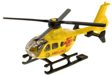 Siku Helicopter Yellow 0856