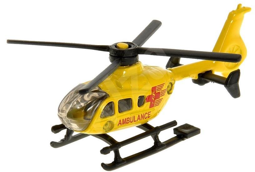 Siku Helicopter Yellow 0856