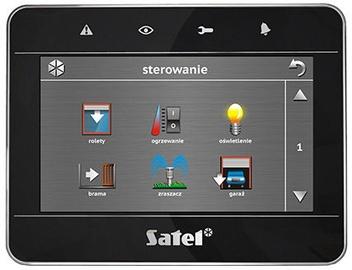Signalisatsioonipult Satel INT-TSG-BSB, LCD, must