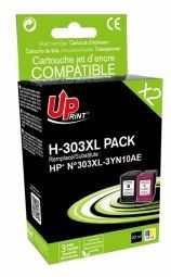 UPrint HP 303XL Multipack