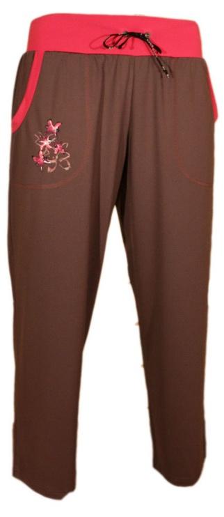Бриджи Bars Womens Trousers Brown/Pink 95 M