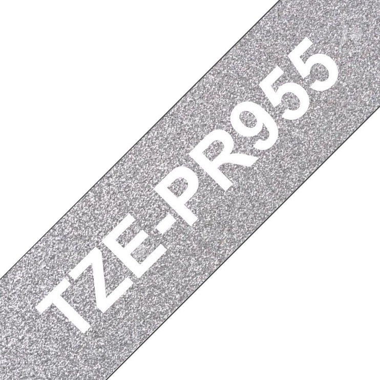 Этикет-лента для принтеров Brother TZe-PR955, 800 см