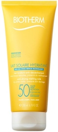 Biotherm Lait Solaire Hydrant Anti-Drying Melting Milk SPF50 200ml