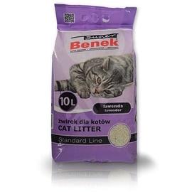 Kaķu pakaiši Super Benek Lavender, 10 l