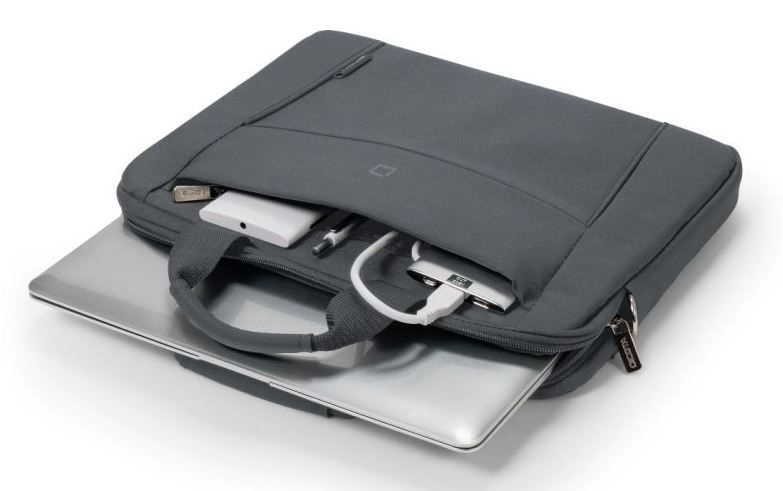 "Dicota Notebook Case 15-15.6"" Grey"