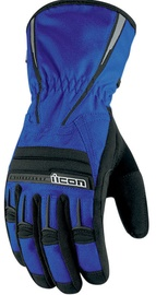 Icon PDX Gloves Blue M