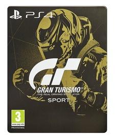 Gran Turismo Sport Steelbook Edition PS4