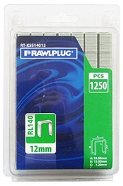 Kabės Rawlplug, 140, 12 mm, 1250 vnt.