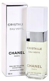 Kvepalai Chanel Cristalle Eau Verte 100ml EDT