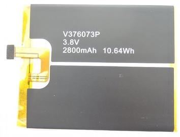 Аккумулятор для телефона Blackview, Li-ion, 2800 мАч