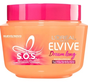Kaukė plaukams L´Oreal Paris Elvive Dream Long Sos, 300 ml