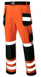 Одежда Art.Master Flash Work Trousers Orange 46