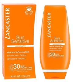 Lancaster Sun Sensitive Delicate Softening Milk SPF30 125ml