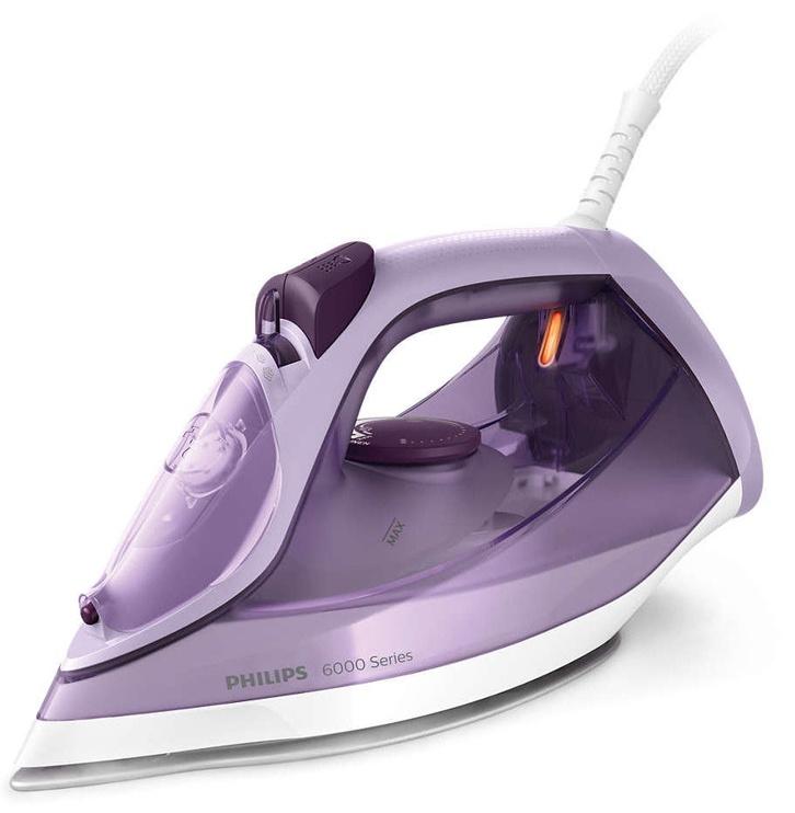 Утюг Philips 6000 Series DST6002/30, фиолетовый
