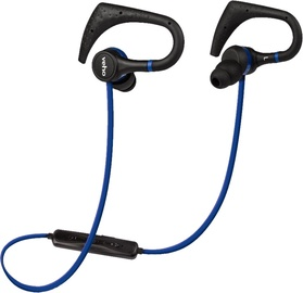 Veho ZB-1 Wireless Bluetooth In-Ear Sport Headphones Black/Blue