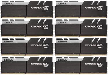 G.SKILL Trident Z RGB 128GB 3000MHz CL14 DDR4 KIT OF 8 F4-3000C14Q2-128GTZR