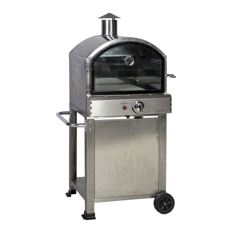 Home4you Carlo Pizza Oven 4.68kW