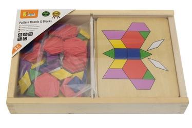 Mozaika Viga Pattern Board And Block 50029
