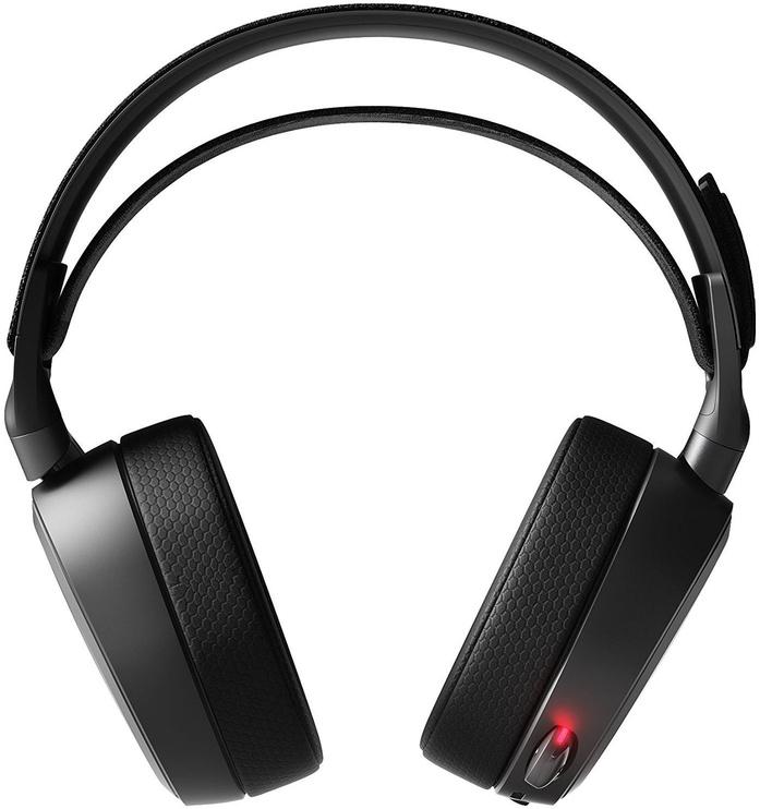Belaidės ausinės Steelseries Arctis Pro Black