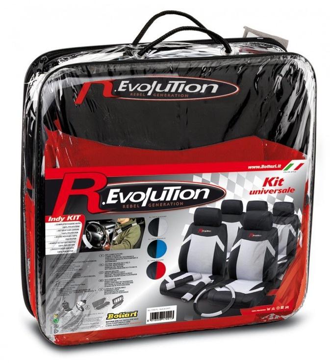 Bottari Indy Kit Black Red