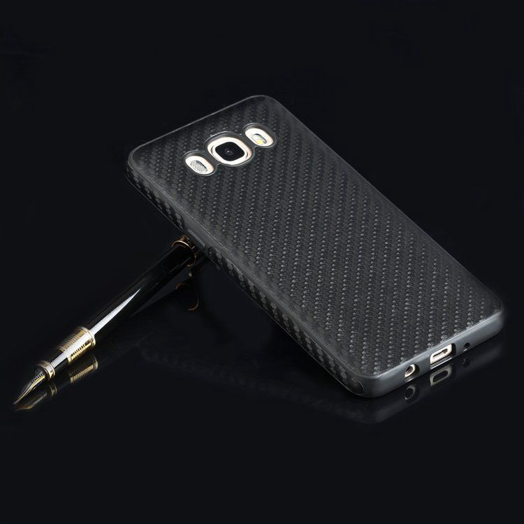 53850718974 Qult Luxury Carbon Back Case For Huawei P9 Lite 2017 Black - Krauta.ee